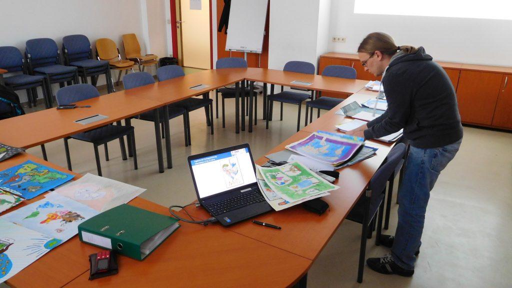 Jury Sitzung