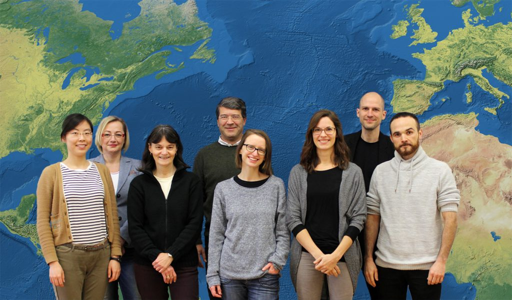 research Group Cartography