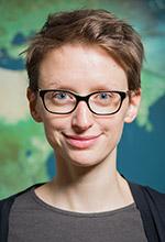 Manuela Schmidt. Photo by Christian Lendl