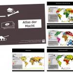 Atlas der Macht von Julian Eros Behmer und Thomas Höllersberger