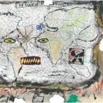 Markus (11) und Sebastian (11): Graffiti, 3. Platz der Altersgruppe 9–12 Jahre