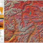 Tombstone Territorial Park Map by Allie Strel, Project Map Creation