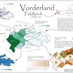 Thematic Map about Vorderland-Feldkirch by Lisa Ertl, Applied Cartography