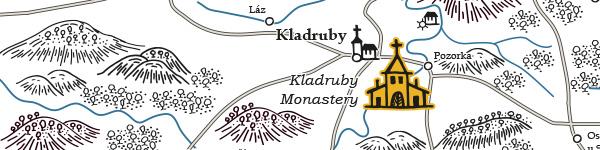 Mystery of the Kladruby Monastery, Fenclová Karolína
